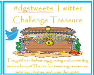 twitter challenge treasure